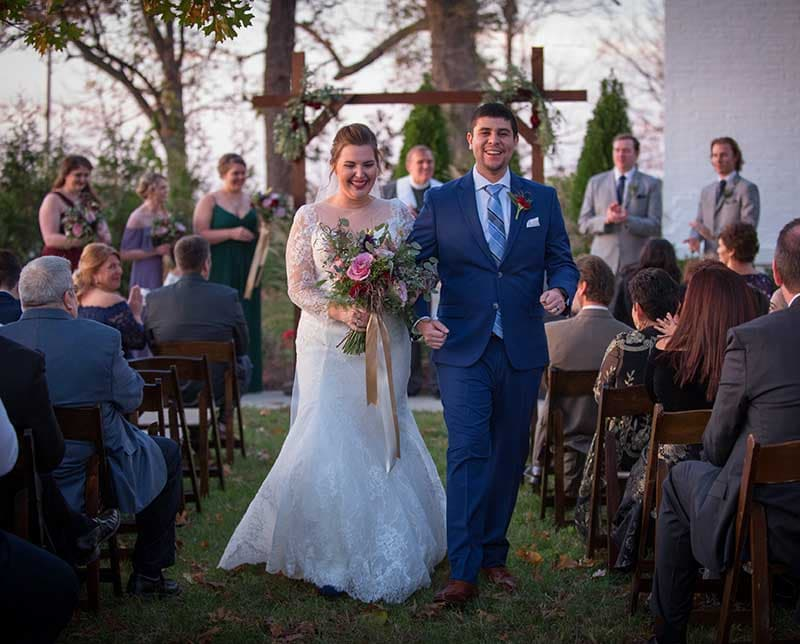 The Belle Air Mansion is one of the Best Nashville Wedding venues for 2021
