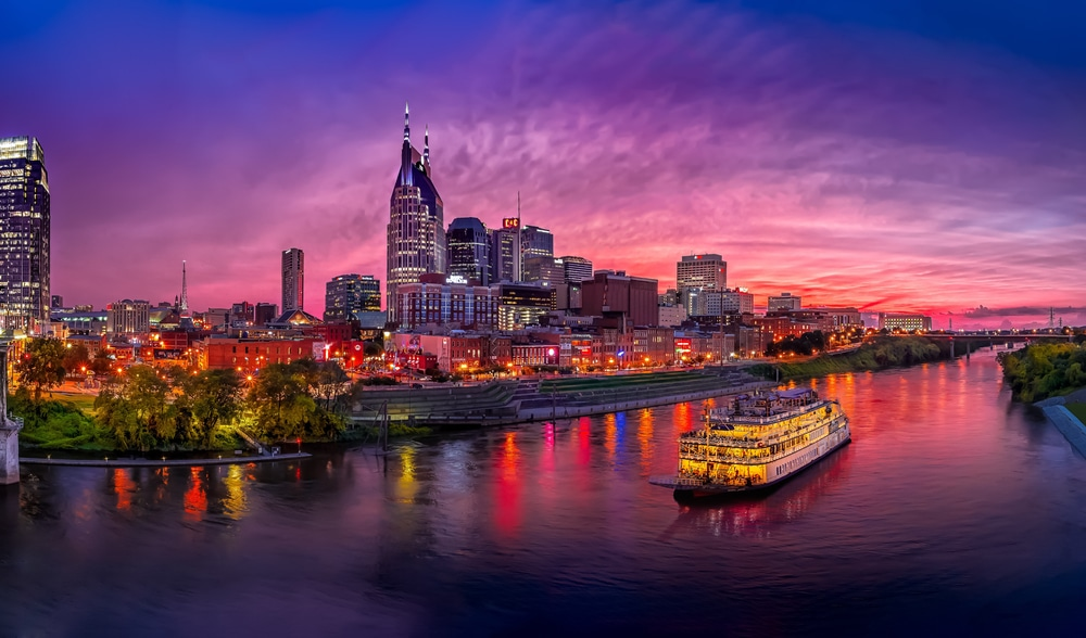 Explore Nashville while staying at our luxury Bed and Breakfast in Nashville TN