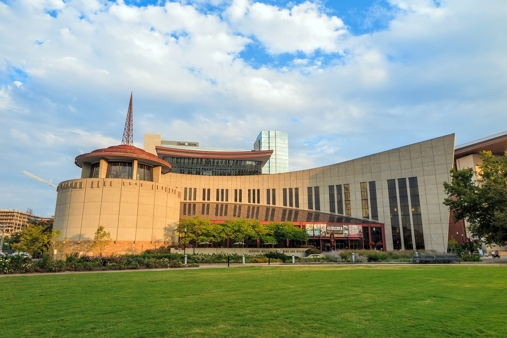 Visit the Country Music Hall of Fame in Nashville