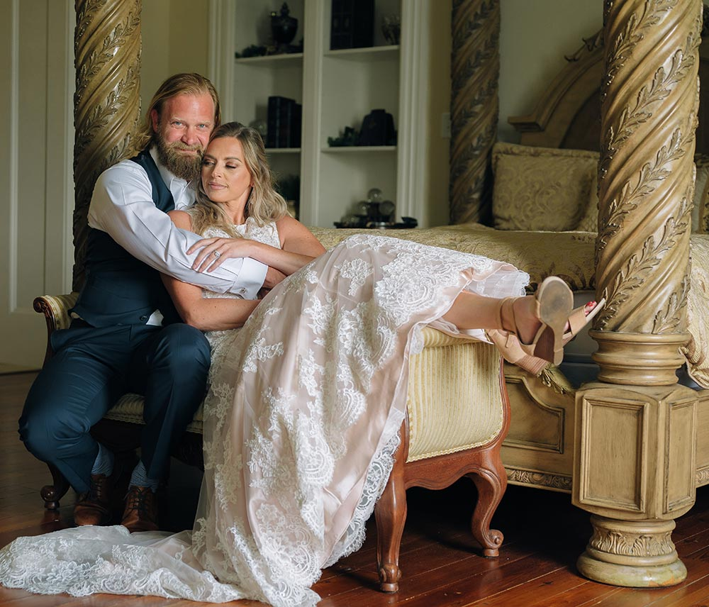 Discover one of the best places to get married in Nashville