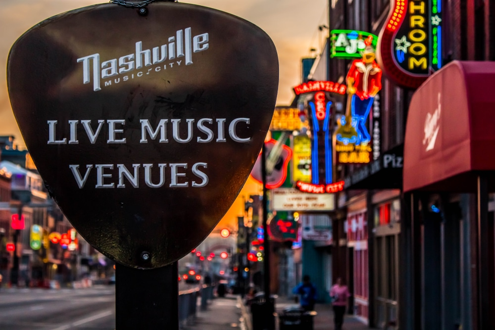 When it comes to things to do in Nashville this summer, listening to live music is at the top of the list